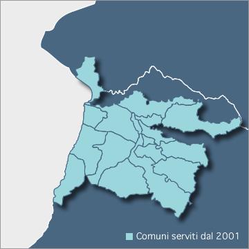 mappa ambito territoriale